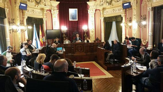 Pleno concello Ourense1