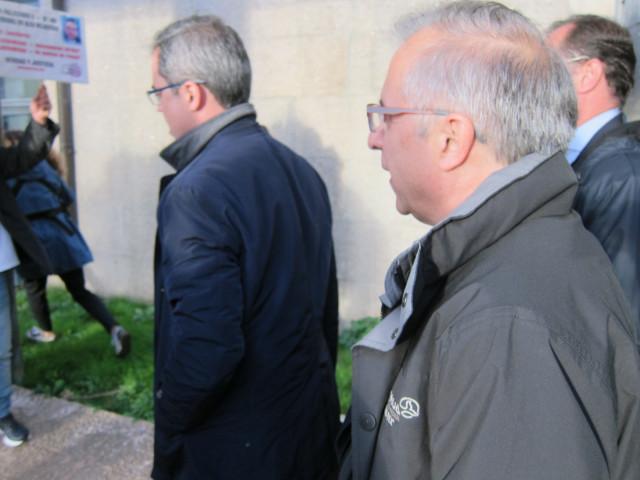Antonio Lanchares, director de seguridad en la circulación de Renfe