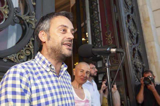 Xulio Ferreiro, alcalde de A Coruña