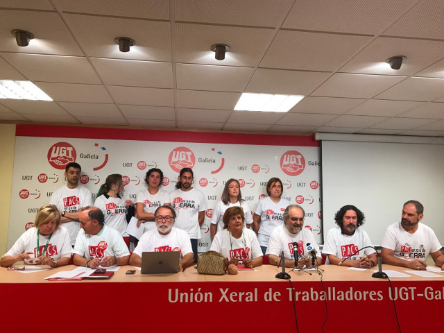Convocatoria de huelga del personal de los PAC de Galicai
