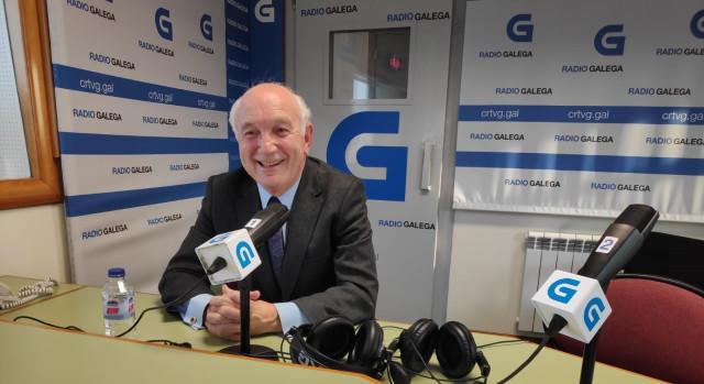 Nota Entrevista A Antonio Fontenla Na Radio Galega O Domingo 17 Febreiro 2019