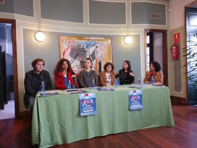 Presentación del festival Atlántica