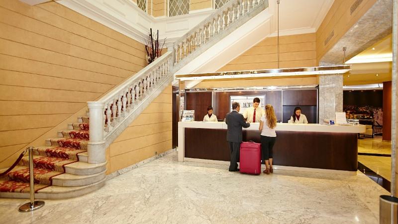 Hotelrecepcion