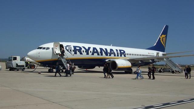 Ryanairavion