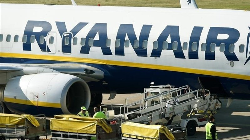 Ryanairavionequipaje