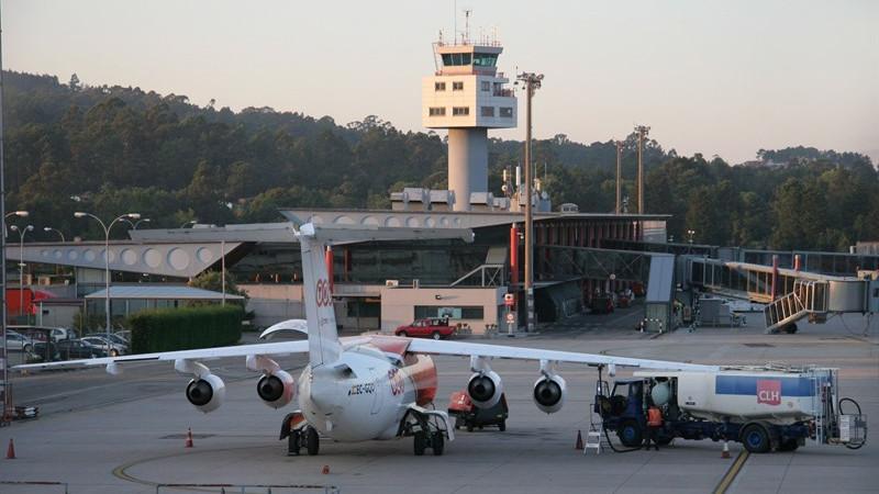 Aeropuertopeinadorvigo