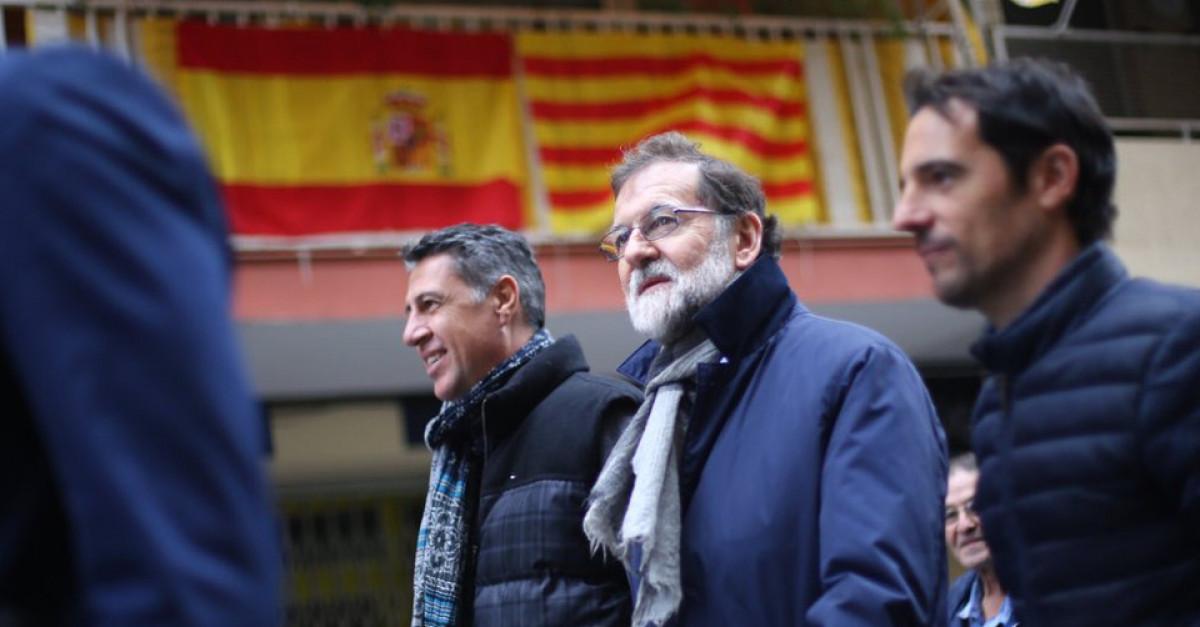 Rajoy catalunha