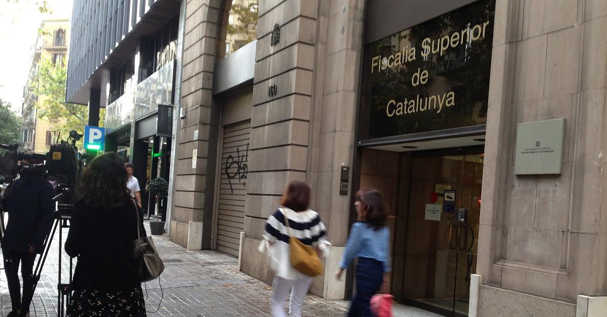 Fiscalia superior cataluna