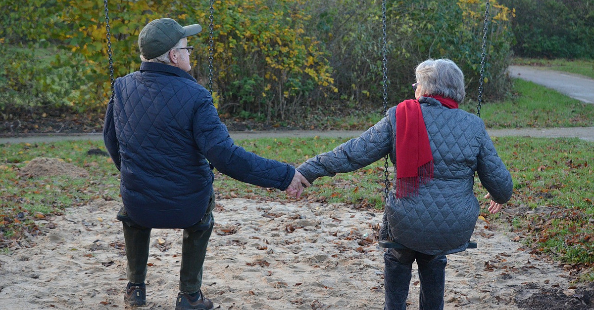 Mayores envejecimiento