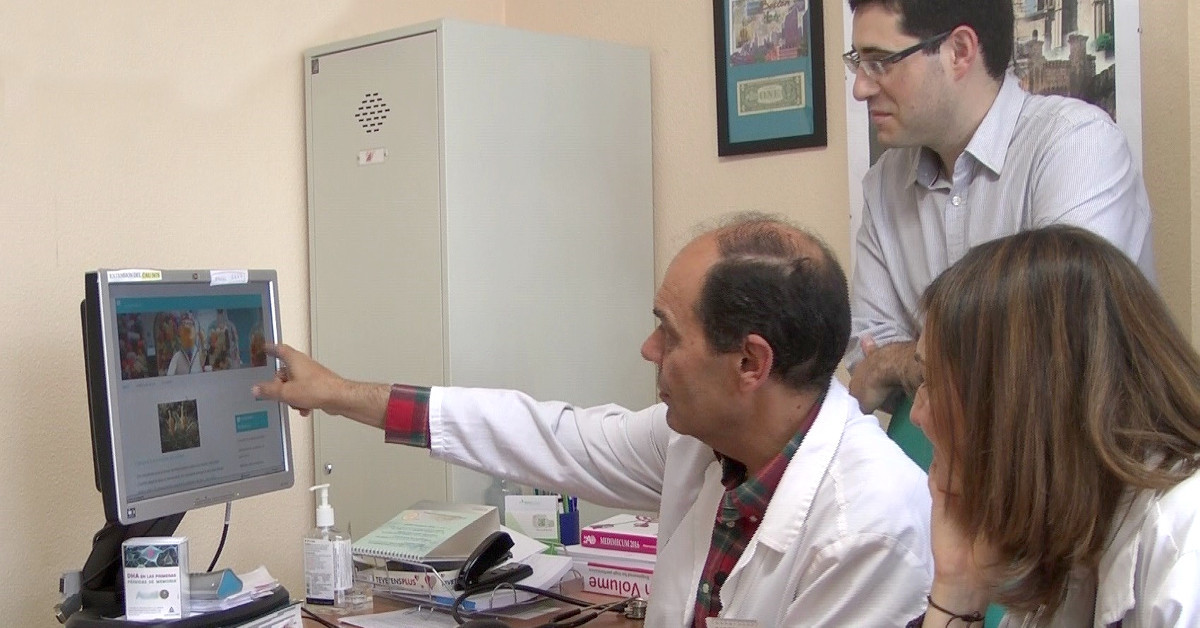 Medicos consulta atencion primaria
