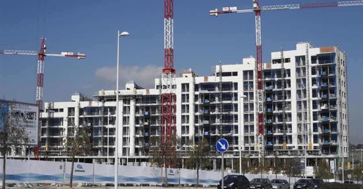 Vivienda edificios construccion
