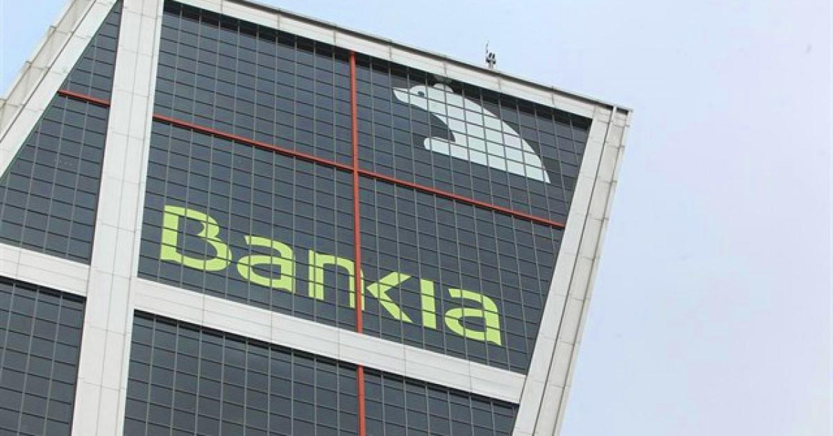 Bankia edificio