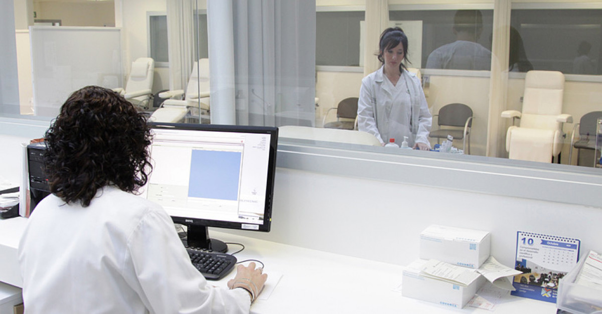 Hospital hematologia