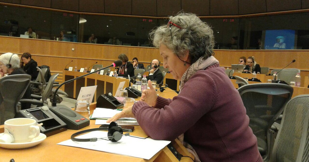 Lidia senra parlamentoeuropeo