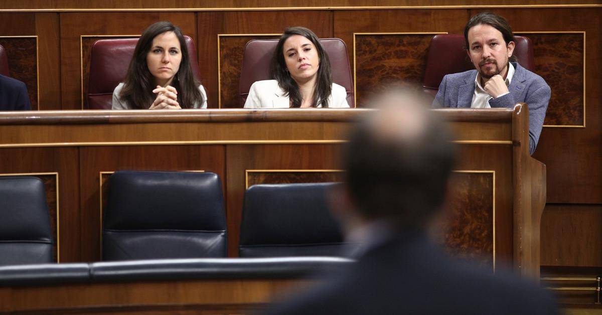 Rajoy congreso podemos