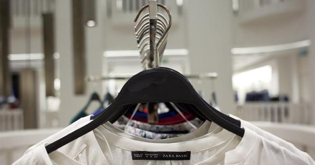 Zara inditex textil