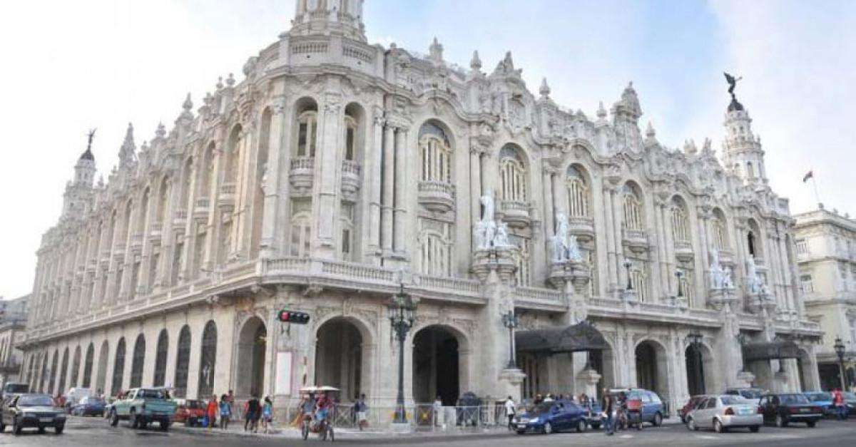 Centro gallego habana