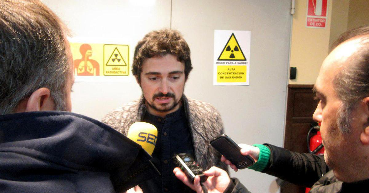 Ourense comun radon