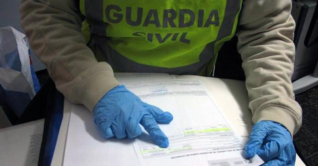 Guardia civil documentos