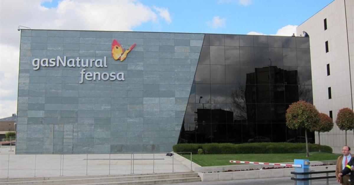 Gas natural fenosa edificio