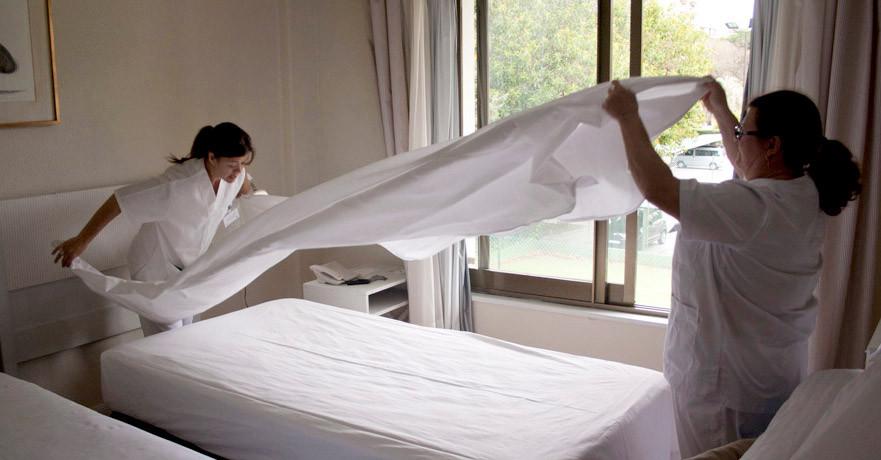 Hoteles trabajadoras