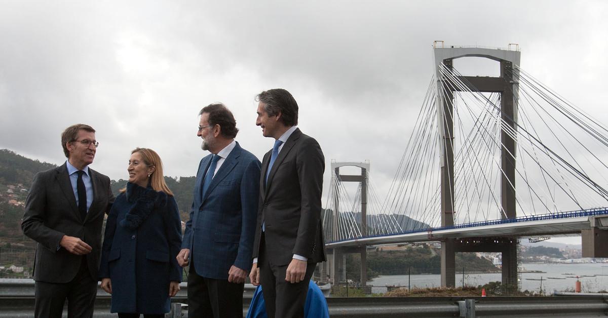 Rande puente inauguracion