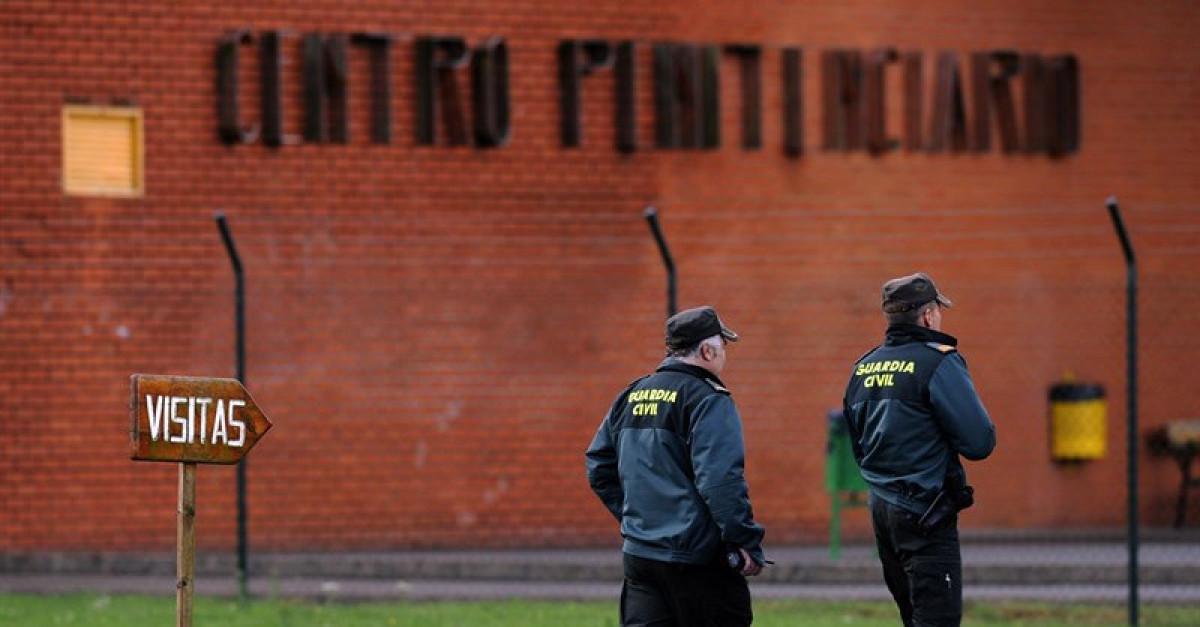 Teixeiro prision guardia civil