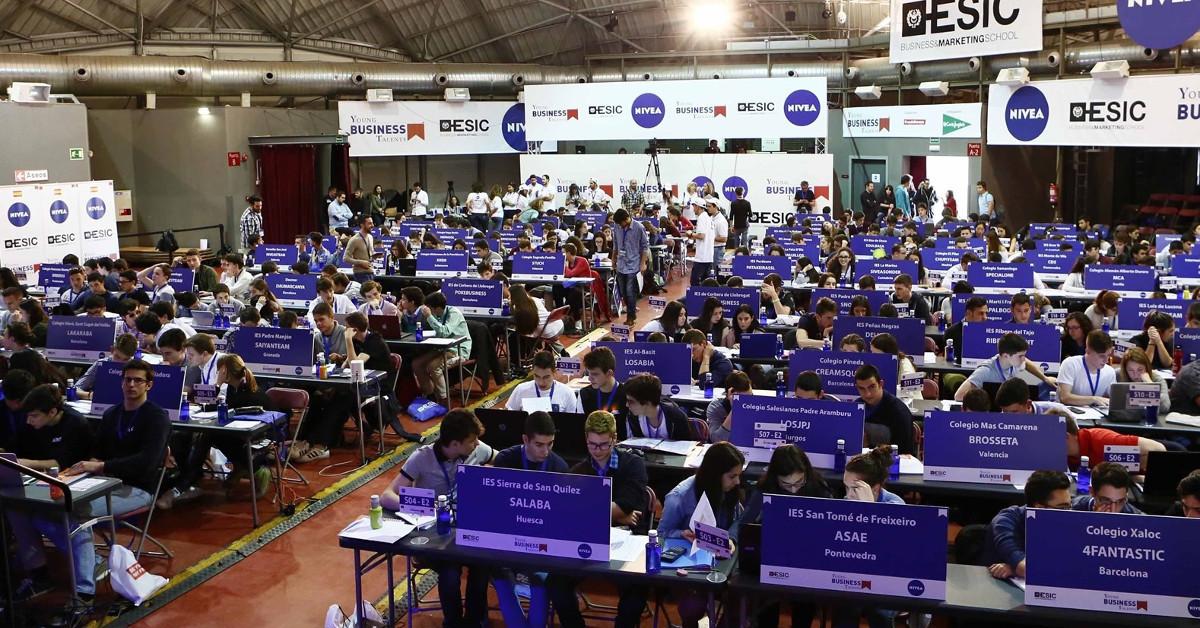 Estudiantes empresas