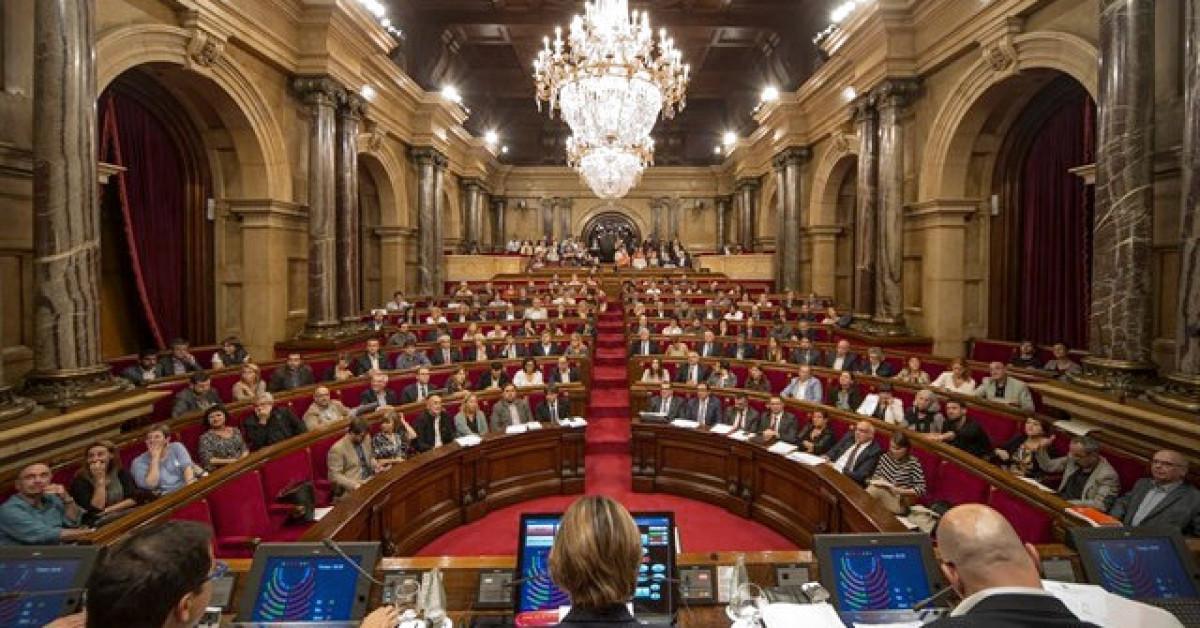 Parlament catalunha
