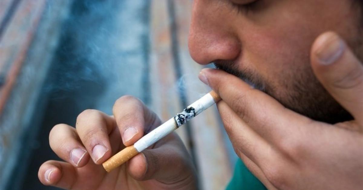 Tabaco pitillos fumadores