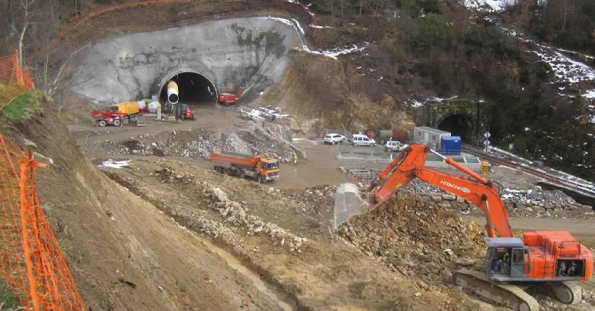 Padornelo tunel ave