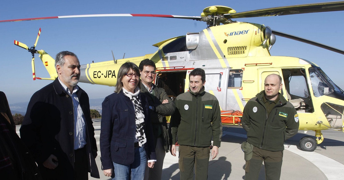 Helicopteros inaer couto quintana