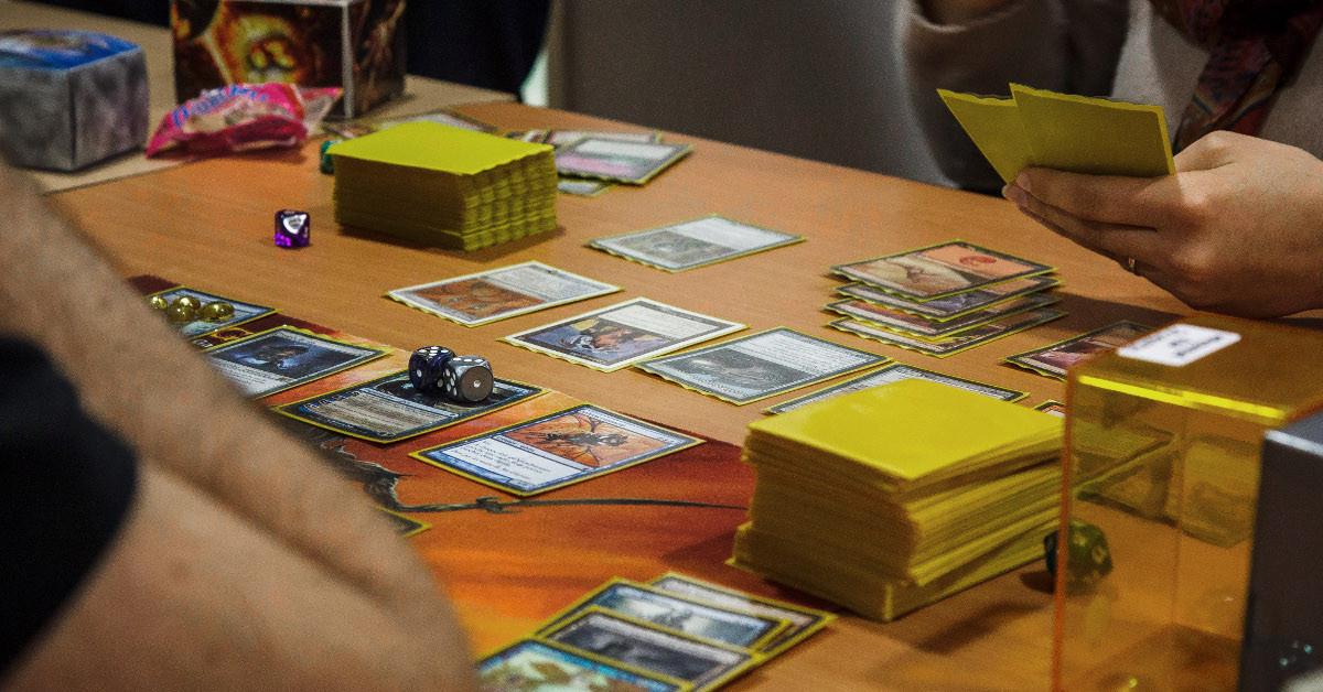 Magic cartas rol