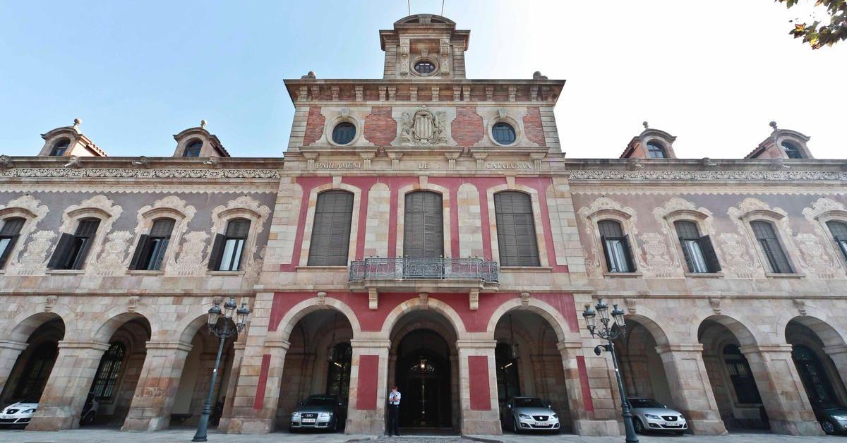 Parlament cataluna