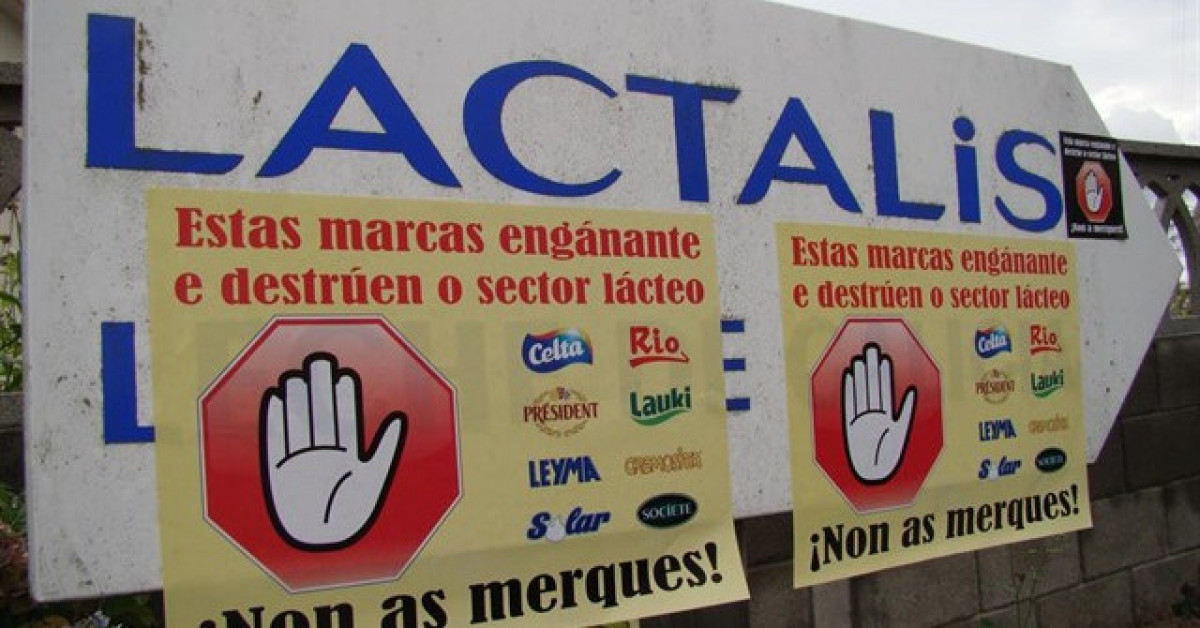 Lactalis boicot