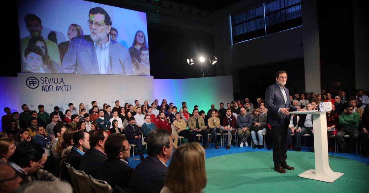Rajoy peperos