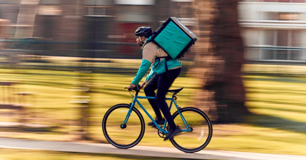 Reparto bicicleta