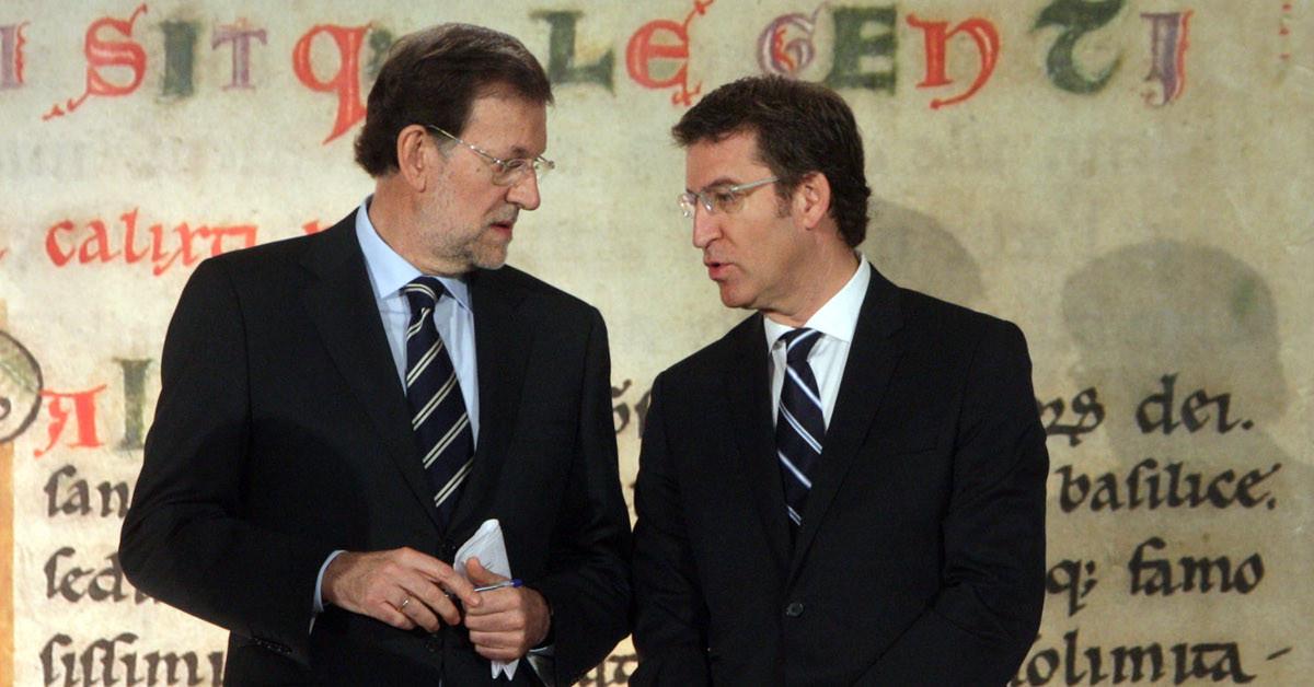 Rajoy feijoo codice