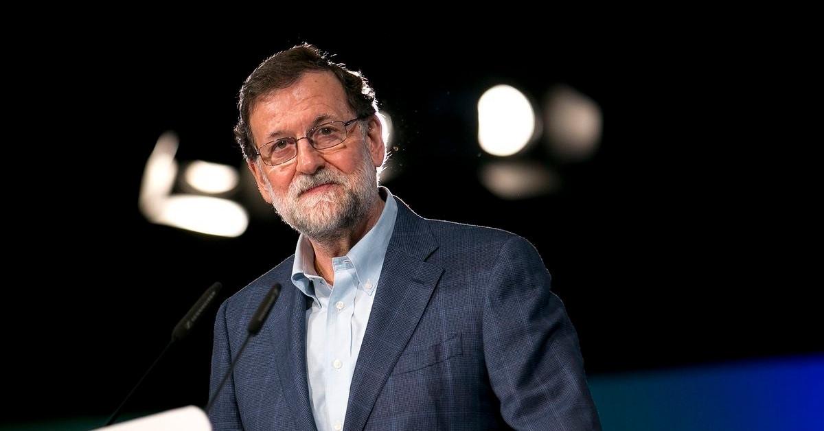 Rajoy focos