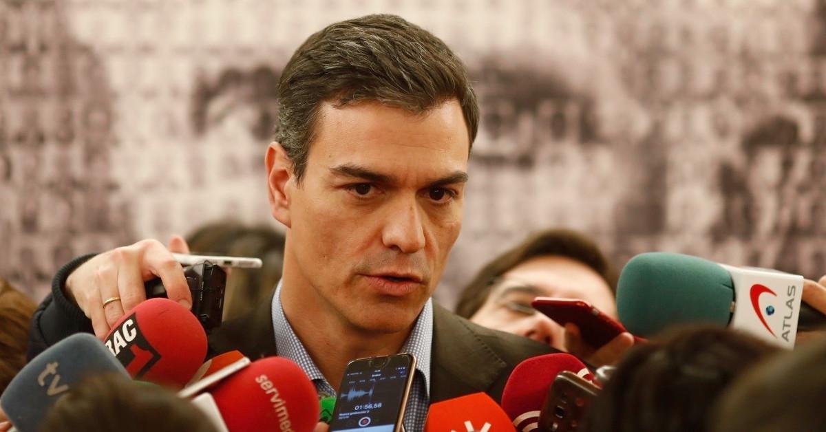 Pedro sanchez periodistas