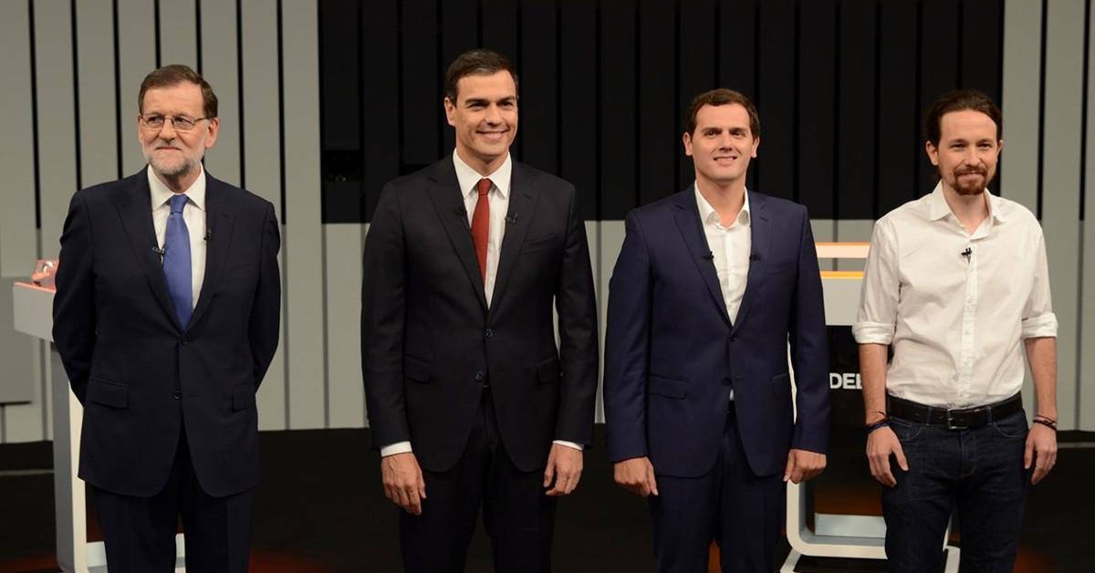 Debate candidatos