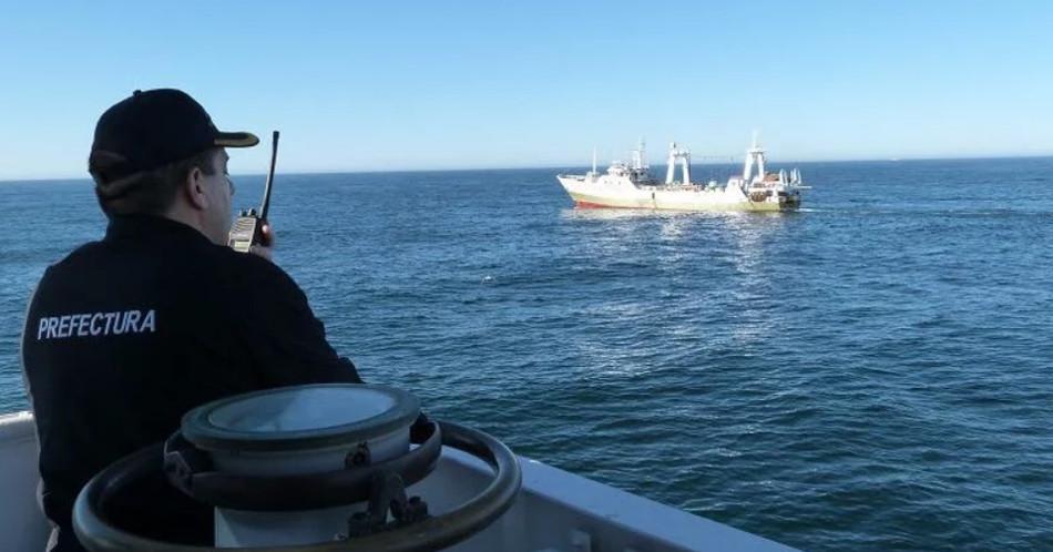 Pesquero argentina