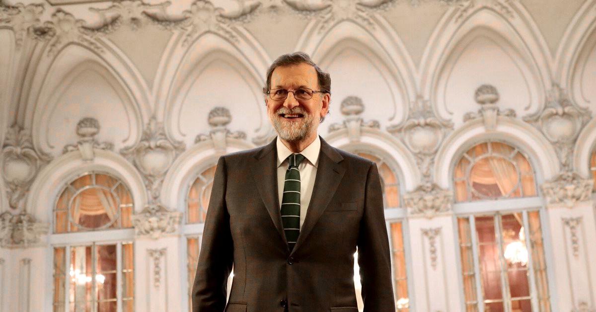 Rajoy sonrisa