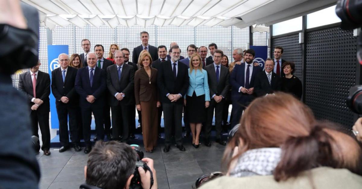Rajoy barones
