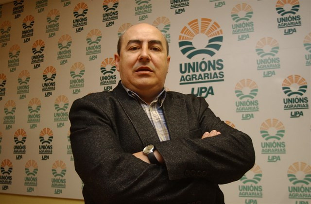 Roberto garcia unions agrarias uuaa