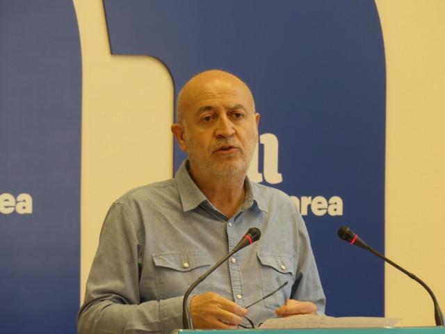 Pancho Casal, diputado de En Marea