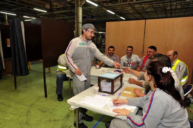 Elecciones sindicales en PSA Vigo 2018