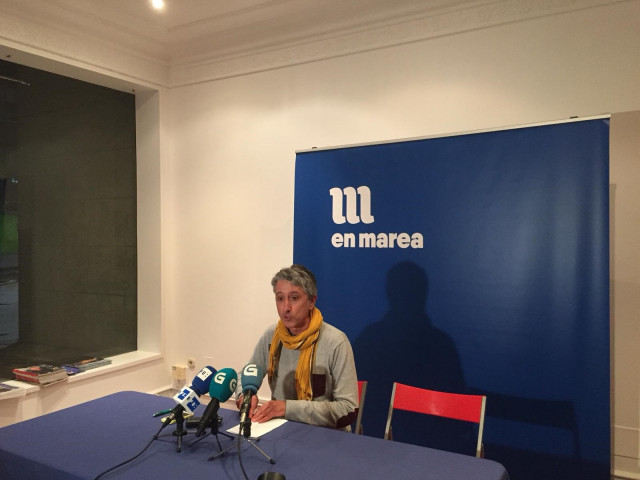 Gonzalo Rodríguez habla del proceso interno En Marea