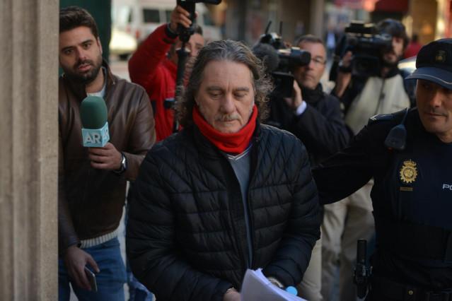 Juicio en Pontevedra a cinco personas, entre ellas Sito Miñanco, por presuntas a