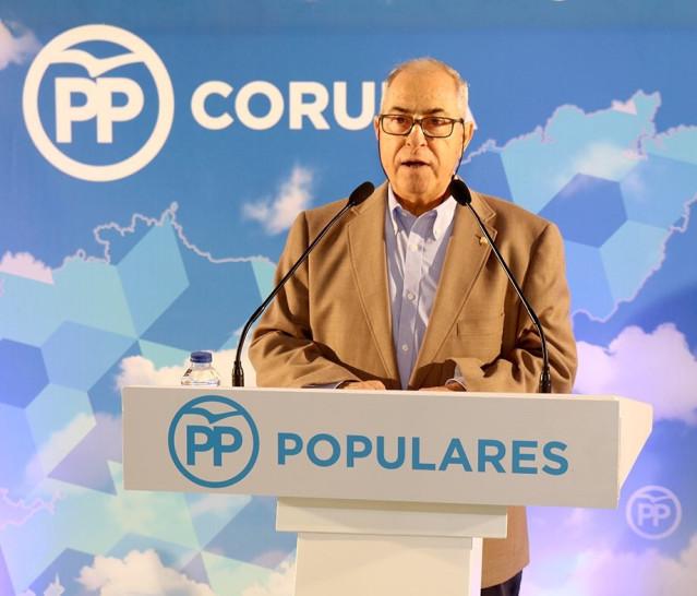 Antonio Pereiro Liñares, alcalde de Tordoia desde 1999 hasta 2019, fallece por u